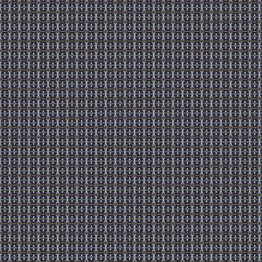 Mini Criss Cross Deep Blue