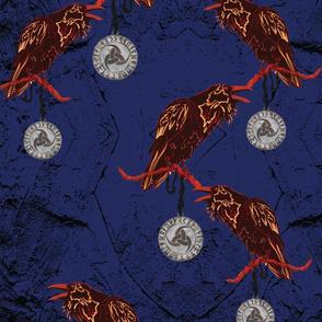 Odin's Ravens Talisman