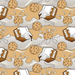 Pop Art - Cookies and Cocoa_50Size