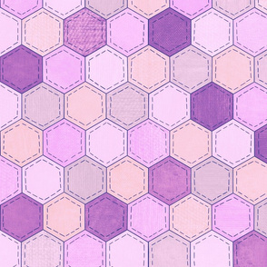 Patchwork_hexagons_inverted_pink