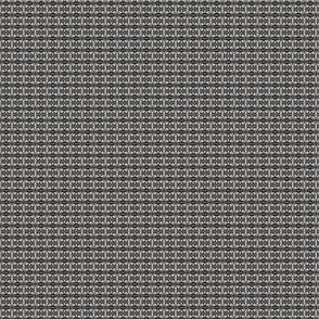 Mini Criss Cross Grey