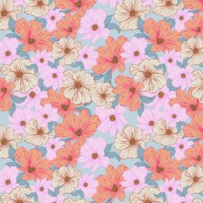 Beachy Boho Floral