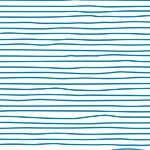 wonky sidestripes (blue)