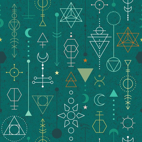 the secret geometry of chance