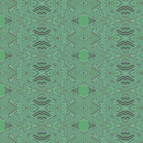 octagon stretch - jade