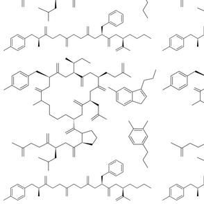 Happy chemicals - light