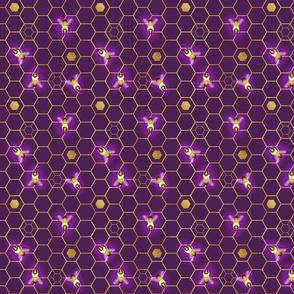 SwarmWatch Glow (Violet)