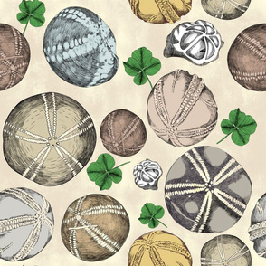 Urchins and four-leaf clovers
