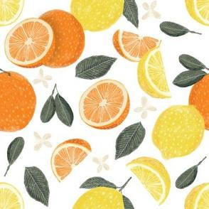 Lemony Orange