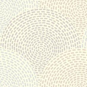 Spiral Symbol in Spring Neutrals