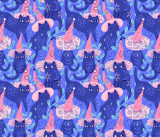 Witch Cats