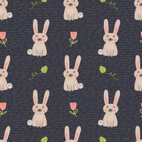 Woodland rabbit