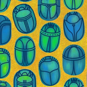Egyptian Scarabs//Large Scale