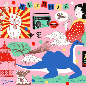 Kusshie of Japan