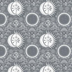 Lucky Cosmic OM Sacred Talisman-2