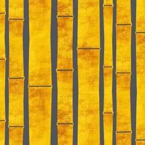 Indoor Bamboo Garden (yellow) - Large