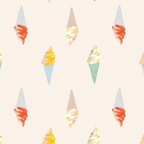 Ice Cream Parler in Retro-01