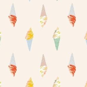 Ice Cream Parler in Retro-01