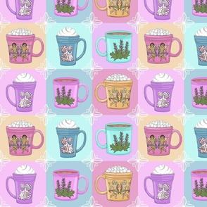 Rococoa mugs 12x8