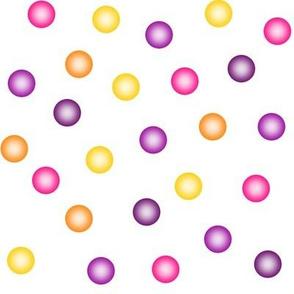 karmic balloon dots