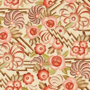 Fleurs Cubistes 9a