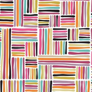 Lines Squares