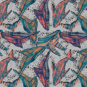 Whales Granito