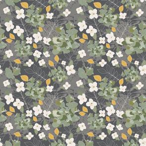 Jasmine Floral Tea Pattern