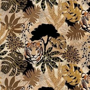 Safari Camouflage - small