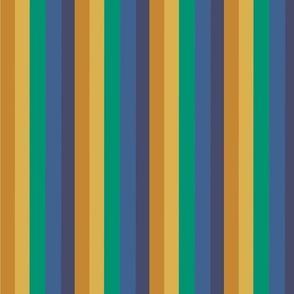Colourway thin stripes