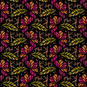Floral lattice