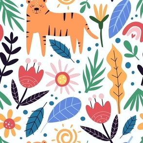 Let's Get Kinky under this Minky - Large Scale Periwinkle