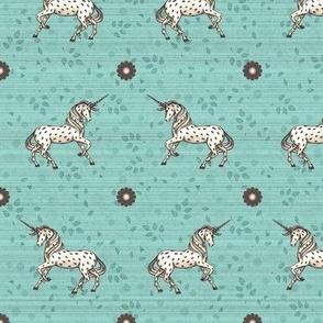 Unicorns are back