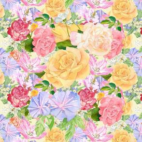 Springtime Watercolor