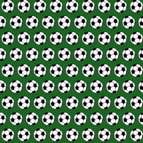 Soccer Balls on Green (small)