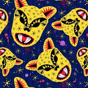 Cosmic Jaguar Jaws