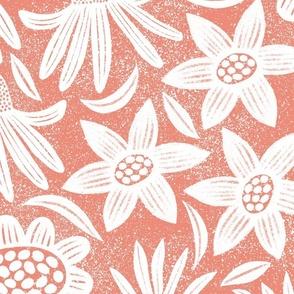 Siobhan, ruby + maroon, XL