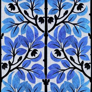 ART NOUVEAU Arbor (Monticole Blue)