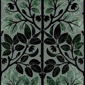 ART NOUVEAU  Arbor (Ambleside green)