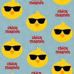 Little Chick Magnet