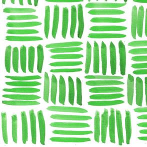 green parquet