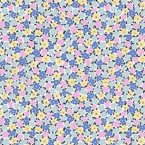 Mini Floral / pastel