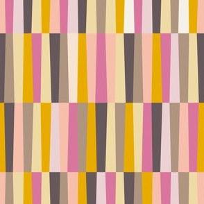 Modern Quilt Bars // Spring Palette