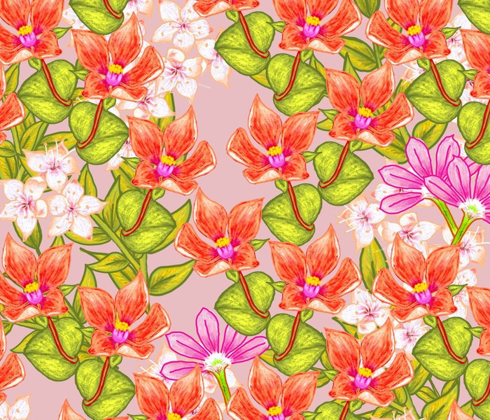 PENINSULA Wildflowers