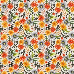 bright fun floral