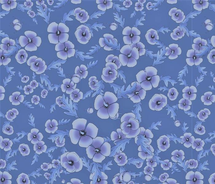 Poppy Neo Blue