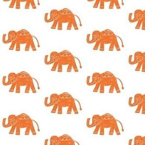 Aren't You Orange Elephant