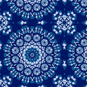 Batik Style blues