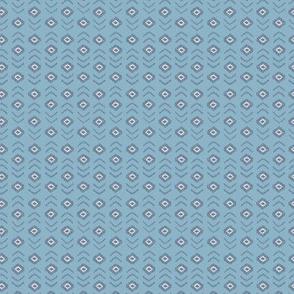 aztec blue -S