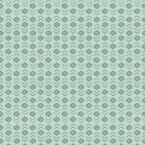 aztec green - S